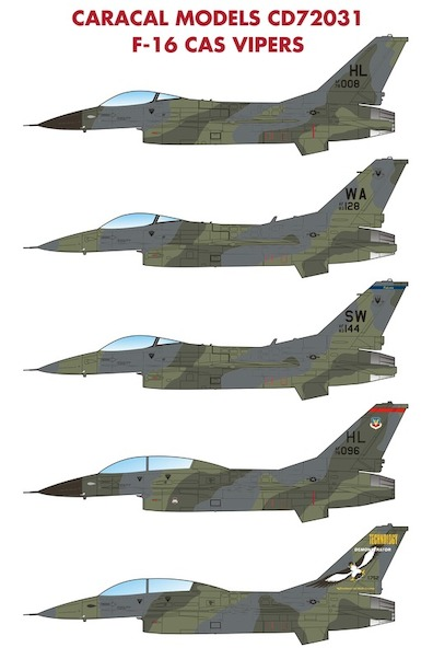 F16 CAS Vipers  CD48056