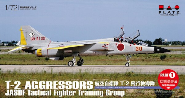 Mitsubishi T2 Aggressors (Tactical Fighter Trainer Group) Part 1  AC-26