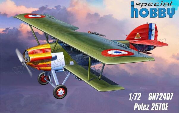 Potez 25 TOE 'For France - Anytime anywhere