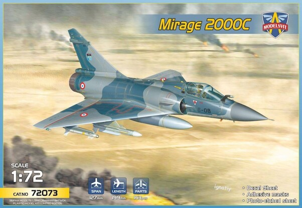 Mirage 2000C (Expected march  2021)  72073