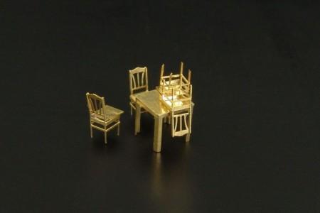 Modelbouw toon onderwerp meubels in 1 72 - Am pm meubels ...