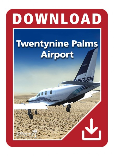 KTNP-Twentynine Palms X (download version) (Aerosoft 13507-D)