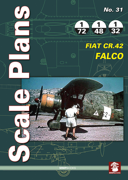 Scale Plans: Fiat CR42 Falco  9788365281104