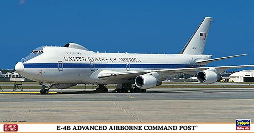 Boeing E4B Advanced Airborne Command Post (USAF)  2410809