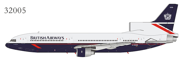 Lockheed L1011-200 (British Airways