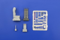F16 Early Seat (Tamiya)  e648-001