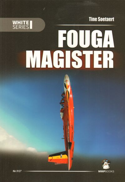 Fouga Magister  9788363678388
