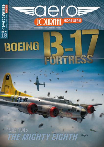 Boeing B-17 Fortresse 1943-1945 : The Mighty Eighth  HS18