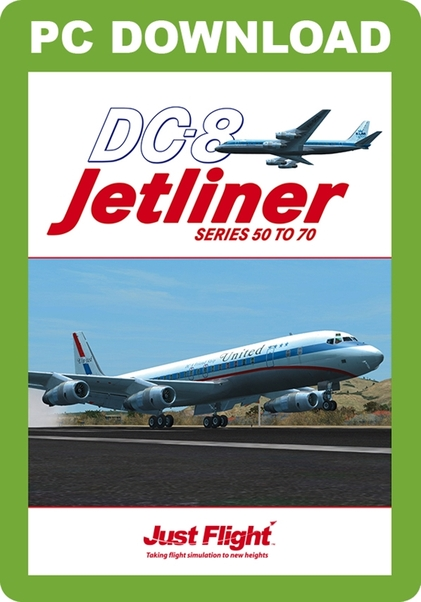 DC-8 Jetliner 50-70 (download version)  J3F000153-D