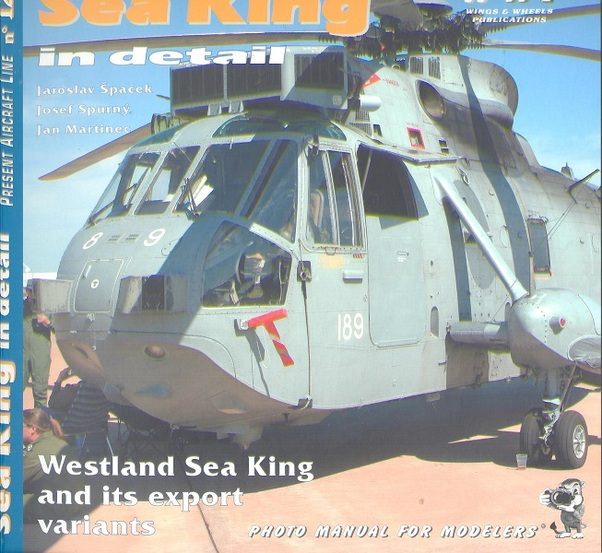 Westland Sea King and its export variants in detail  8086416542