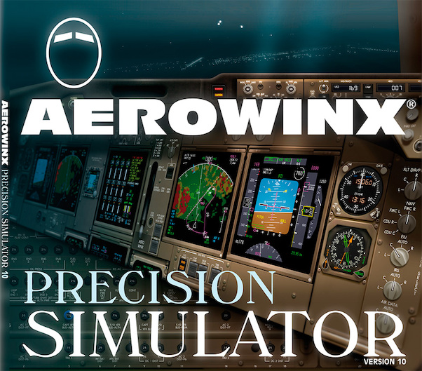 Precision Simulator 744: Computer Based Training for the Boeing 747-400 (download version)  PSX