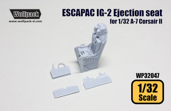 Escapac IG-2 Ejection seat (A7)  WP32047