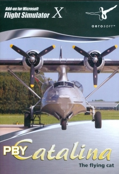 PBY Catalina X (Download version)  4015918105422-D
