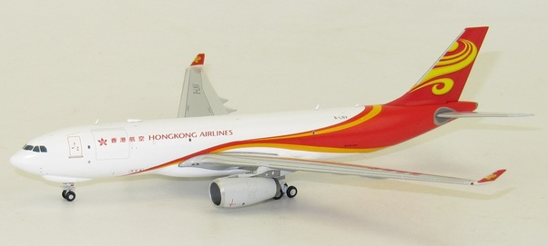 A330-200F (Hong Kong Airlines) B-LNV with Antenna  KD4675
