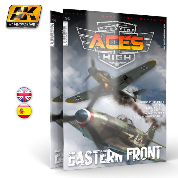 Aces High Magazine No 10: Eastern Front  8436564923721
