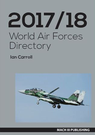 World Air Forces Directory 2017/2018  WAFD1718