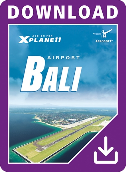 Airport Bali XP (Download Version)  14153-D