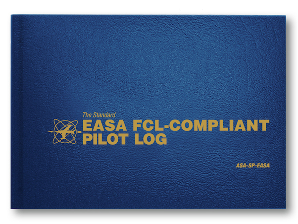 The Standard EASA FCL-Compliant Pilot Log  ASA-SP-EASA
