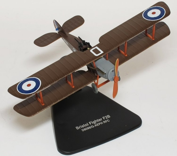 Bristol Fighter F2B (Royal Flying Corps)  AD001