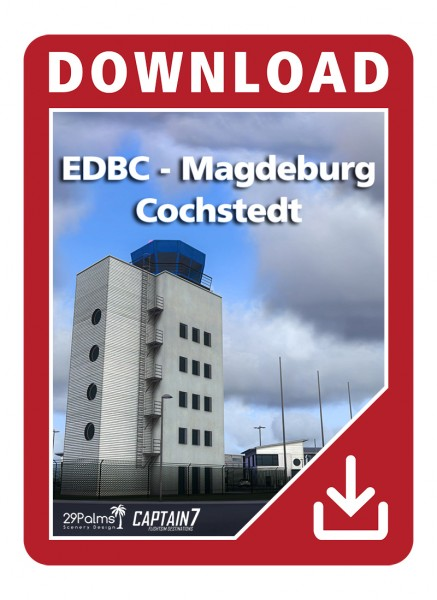 EDBC-Magdeburg Cochstedt X (download version)  13602-D