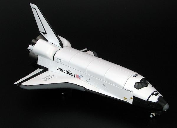 space shuttle orbiter atlantis - photo #3