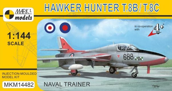 Hawker Hunter T8A 'Two-seat Trainer'  MKM14482