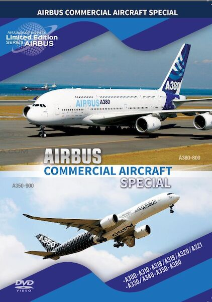 Airbus Commercial Aircraft Special  0096962101343