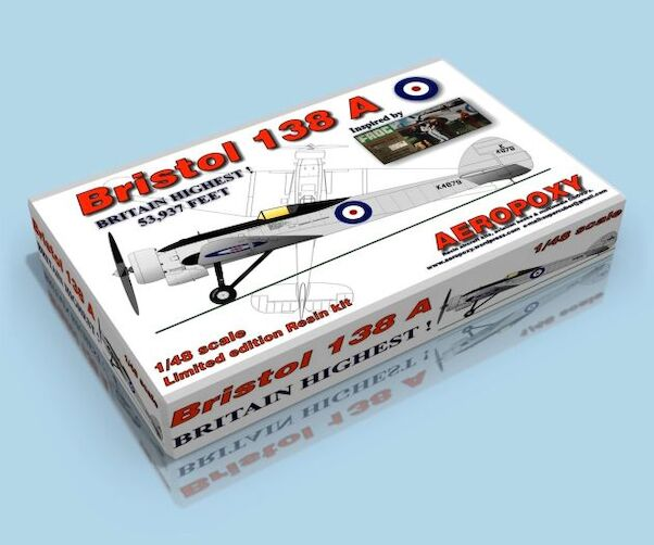 Bristol 138A 'Britain's highest