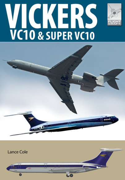 Vickers VC10 & Super VC10 (expected July 2020)  9781526760067