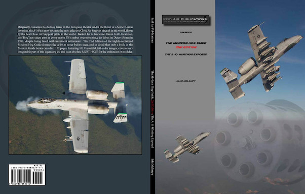 The Modern Hog Guide, the A10 Warthog exposed  9780988852914