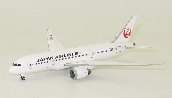 B787-8 (JAL, Japan Airlines) JA844J With Antenna  XX4116