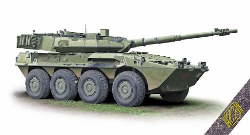 Centauro B1 105mm Wheeled tank  ace72437