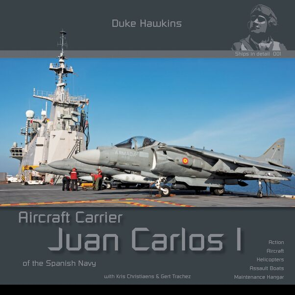 Aircraft Carrier Juan Carlos I of the Spanish Navy  001