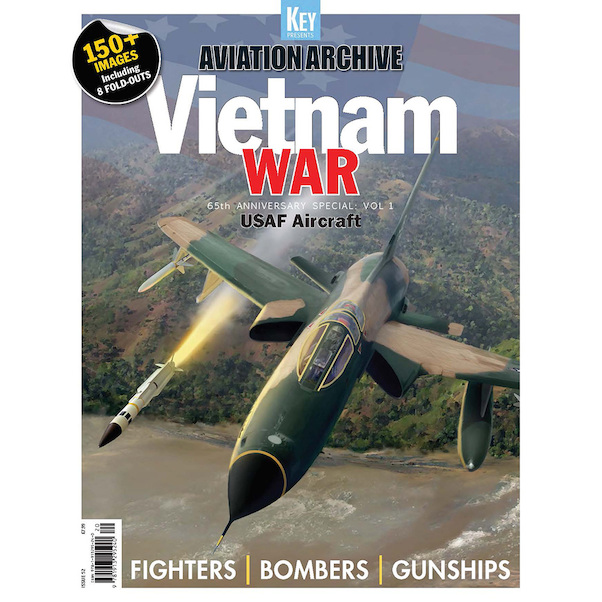 Aviation Archive - Vietnam War 65th Anniversary Special Vol 1 USAF Aircraft  978191329524020