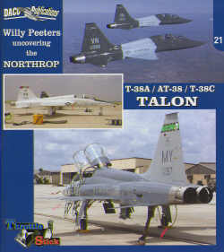 Uncovering the Northrop T38A/AT38/T38C  9080674745