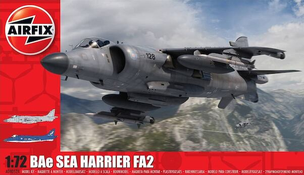 BAe Sea Harrier FA2  04052A