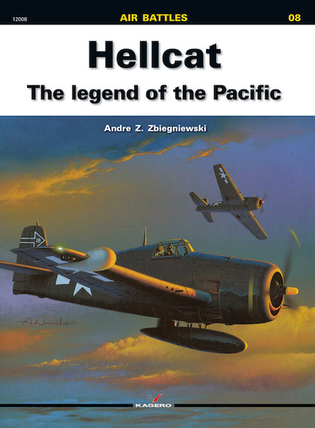 Hellcat, Legend of the Pacific  9788361220145