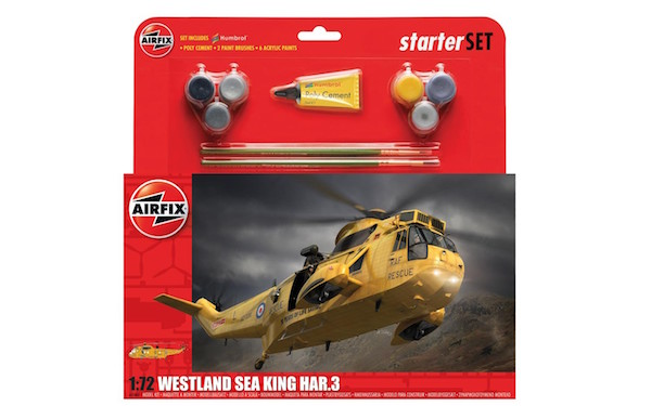 Westland Sea King HAR3 (RAF Rescue)  55307