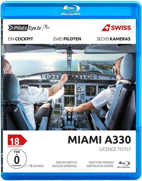 Miami A330: Licence to Fly - From Passenger to Pilot  4260139480388