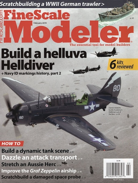 Fine Scale Modeler - Vol. 37 issue 02 February 2019  000928101260302