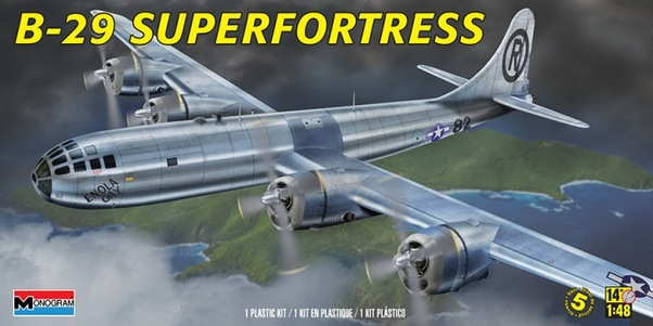 B29 Superfortress (Restock)  85-5718