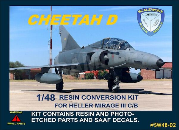 Atlas Cheetah D Conversion (Heller)  sw48-02