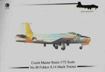 Fokker S14 Machtrainer (Dutch ...