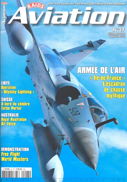 Raids Aviation No. 27 Décembre-Janvier 2016/2017  3781518907506-27