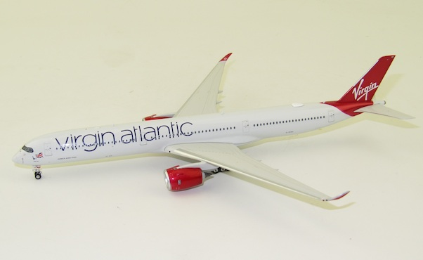 Airbus A350-1000 Virgin Atlantic G-VPRD  11627