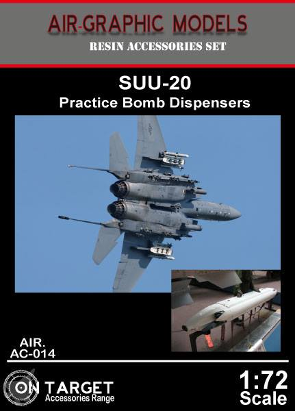 SUU-20 Practice Bomb Dispensers  AIR.AC-014