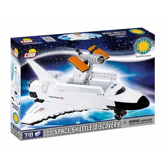 Space Shuttle Discovery 310 pieces  21076