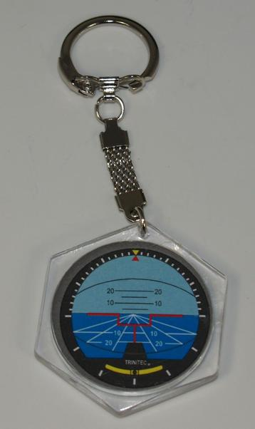 Horizon indicator Keyring  up04