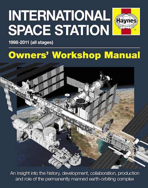 International Space Station Manual 1998-2011 (all stages)  9780857338396