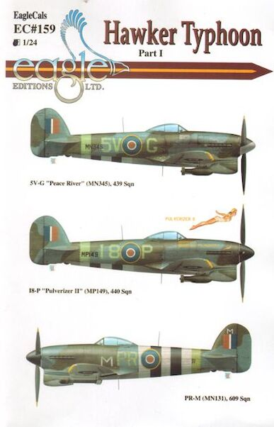 Hawker Typhoon part 1  EGD24159